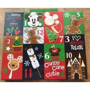 Disney Snack Socks Advent Calendar
